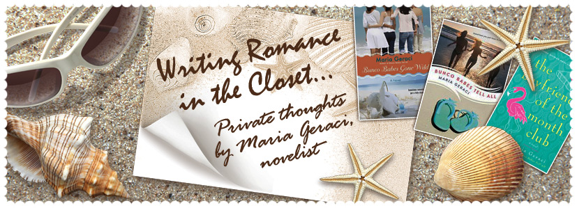 Writing Romance in the Closet