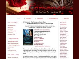 Website - The Romance Book Club