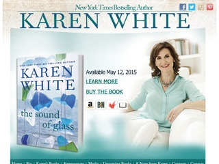 Website - Karen White
