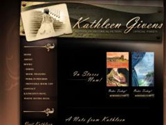 Website - Kathleen Givens