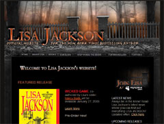 Website - Lisa Jackson