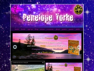 Website - Penelope Yorke