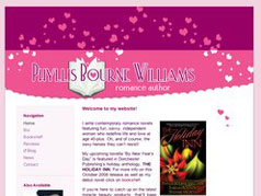 Website - Phyllis Bourne Williams