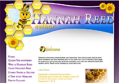 Website - Hannah Reed