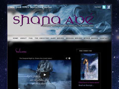 Website -  Shana Abe